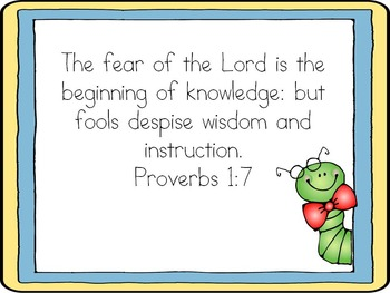 Scriptures & Quotes for Children_Slideshow & Posters