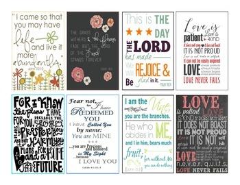 Scriptures for Encouragement