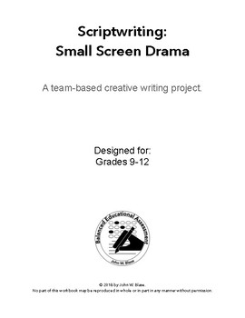 Scriptwriting: Small Screen Drama