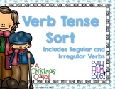 Scrooge Verb Tense Sort