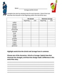 Scrooge and the Grinch Character Traits