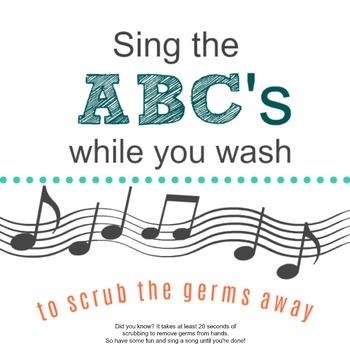 Scrub Away the Germs
