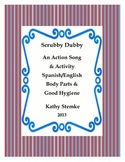 Scrubby Dubby Movement Song and Activities