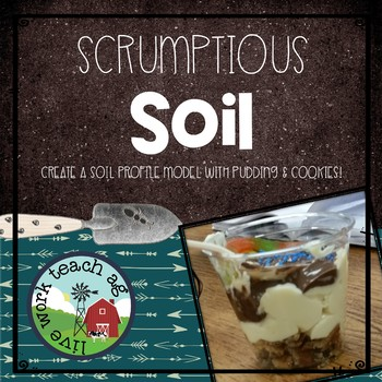 Scrumptious Soil Lab Activity- Create an Edible Soil Profile Model