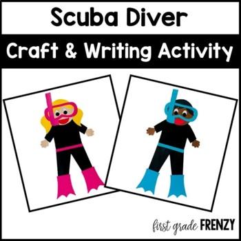 Scuba Diver Craftivity