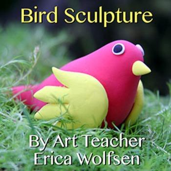 Sculpt A Clay Bird