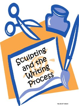 Sculpting and the Writing Process