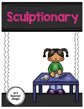 Sculptionary and Pictionary Art Games