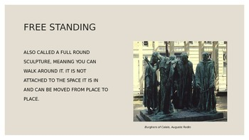 Sculpture Basics PowerPoint