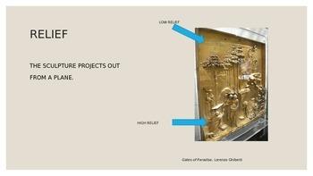 Sculpture Basics PowerPoint