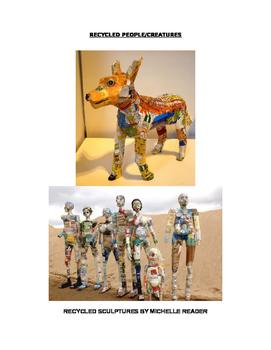Art: Sculpture Unit Grades 9-12