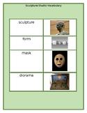 Sculpture Vocabulary