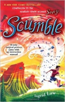 Scumble After Reading Activity