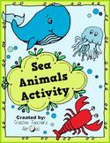 Sea Animal Activity
