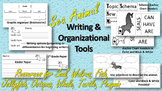 Sea Animal Writing and Organizational Tools