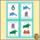 Sea Animals 'I have...Who has?' Game Cards