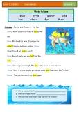 Sea Animals, by Norbert Wu- HM 'Journeys' Workbook, CC