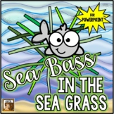 Sea Bass in the Sea Grass:  An Interactive Game for PowerPoint