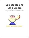 Sea Breeze and Land Breeze Worksheet