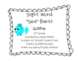 Sea Burst Sight Words