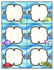 Sea Creature Classroom Labels Pack