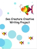 Sea Creature Creative Writing