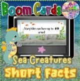 Sea Creature Facts | BOOM Deck