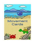 Sea Creature Movement Cards