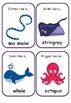 Sea Creatures Action Game