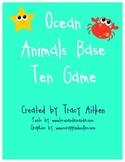 Sea Creatures Base Ten Pack