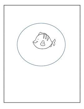 Sea Creatures Circle Maps