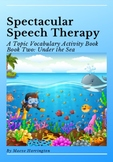 Vocabulary Activity Book Two: Under the Sea