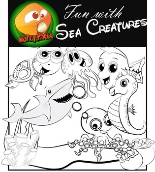 Sea Creatures_Fun With Sea Creatures