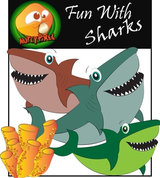 Sea Creatures_Fun with Sharks