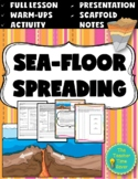 Sea-Floor Spreading Lesson- Earth Science Interactive Notebook