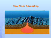 Sea Floor Spreading Power Point Presentation
