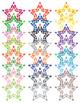Sea Glass Stars