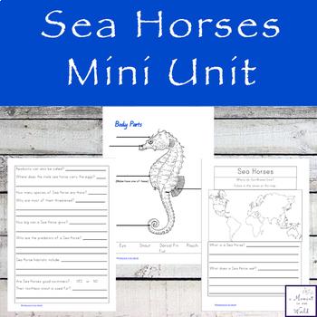 Sea Horses Mini Unit