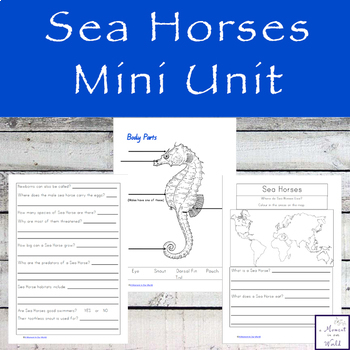 Sea Horses Mini Unit
