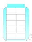 Sea Inspired Hands-on Math - Ten Frames & 5 Frames - Free