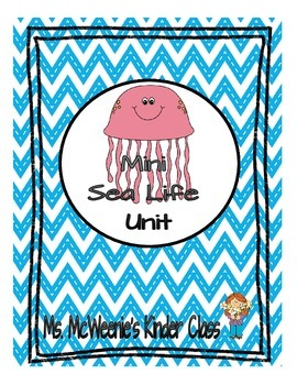 Sea Life Mini Unit