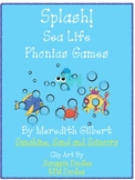 Splash! Sea Life Phonics Games