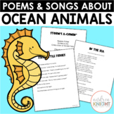 Poems & Songs About Sea Life