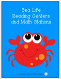 Sea Life Reading Centers and Math Stations