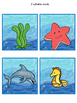 Sea Life Roll a Syllable Dice Game