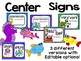 Sea Life Theme Bundle - center signs & reading rotation