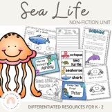 Ocean Life /Sea Unit | Distance Learning