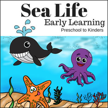 Sea Life for Early Learners