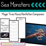 Sea Monsters Fact Tracker Research Guide