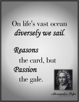 Sea Quotes - Diversely We Sail